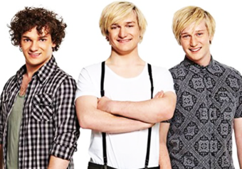 Brothers3 - Entertainment Bureau - Book finalists and contestants from X factor