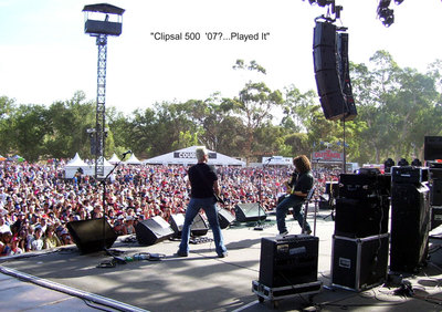 Clearway Adelaide Coverband