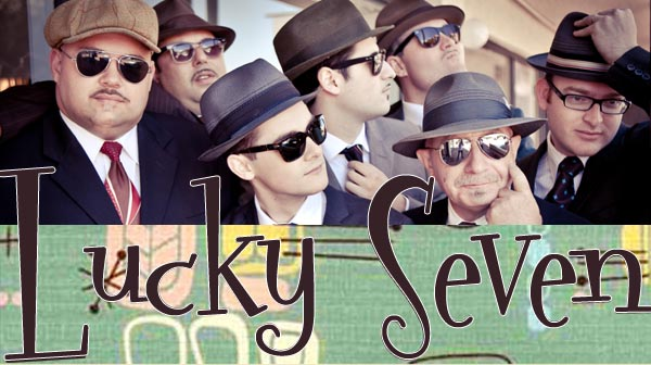 Lucky Seven Adelaide Swing Band