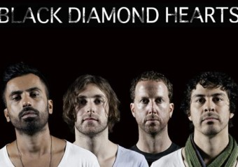 Black Diamond Hearts - Entertainment Bureau - Book Sydney event and cover bands