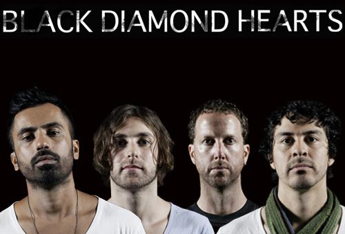 Black Diamond Hearts – Entertainment Bureau – Book Sydney event and cover bands