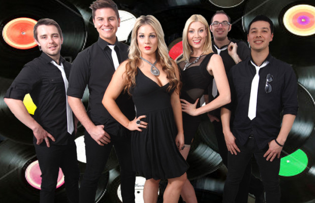 Hit Machine –  Sydney Wedding & Corporate Cover Band featuring Luke Antony as seen on the Voice