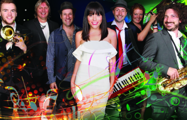 Mr Buzzy and the Big Band Theory – Entertainment Bureau – Adelaide Wedding & Corporate Cover band