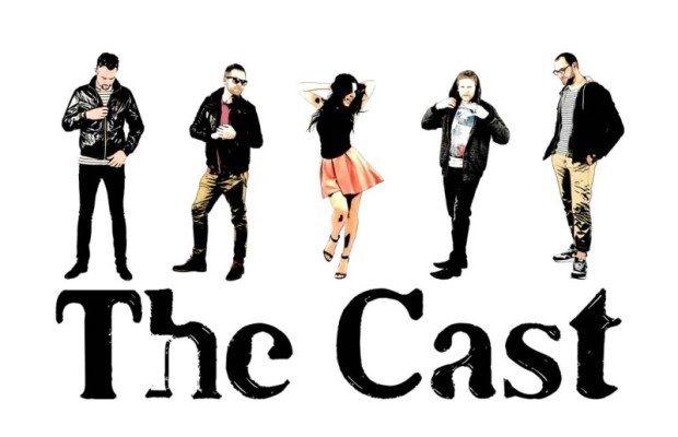 The Cast Adelaide Wedding &  Corporate Coverband