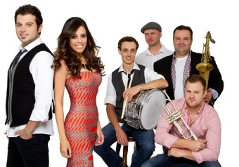 The High Rollers - Entertainment Bureau - Book Sydney based Wedding and Corporate Cover Bands