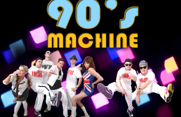 90s Machine web main