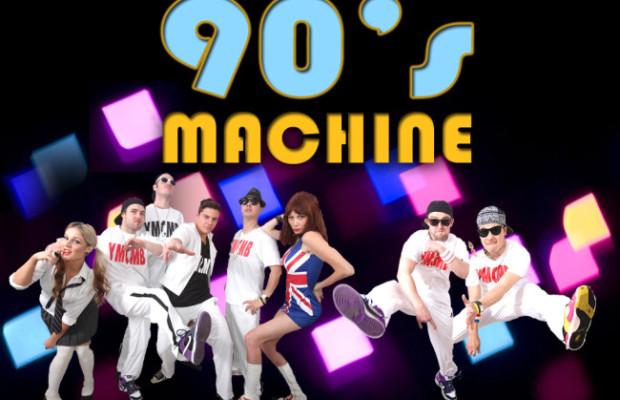 90s Machine web main
