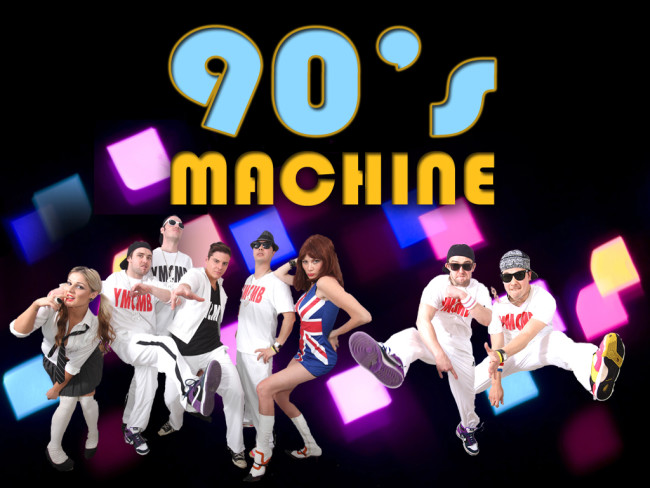 90,s Machine