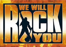 Michael Falzon We Will Rock You