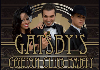 Gatsbys Cotton Club Party - Entertainment Bureau - Book Wedding & Corporate Event Entertainment