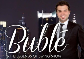Buble and The Legends Of Swing - Entertainment Bureau - Book Michael Buble Tribute Show