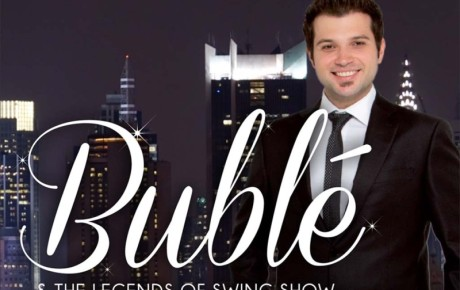 BUBLE AND THE LEGENDS OF SWING