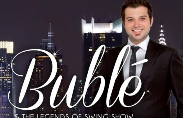 Buble and The Legends Of Swing – Entertainment Bureau – Book Michael Buble Tribute Show
