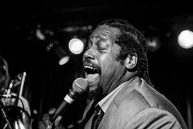 Lionel Cole The Voice