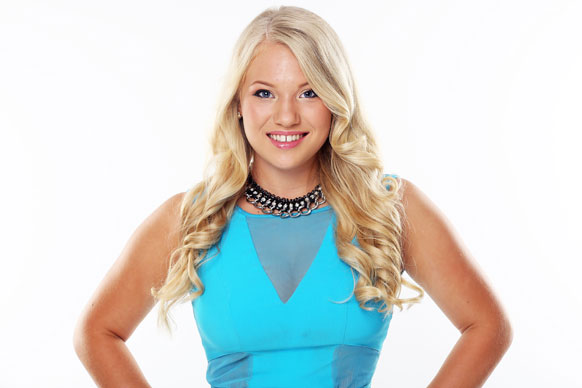 Anja Nissen The Voice