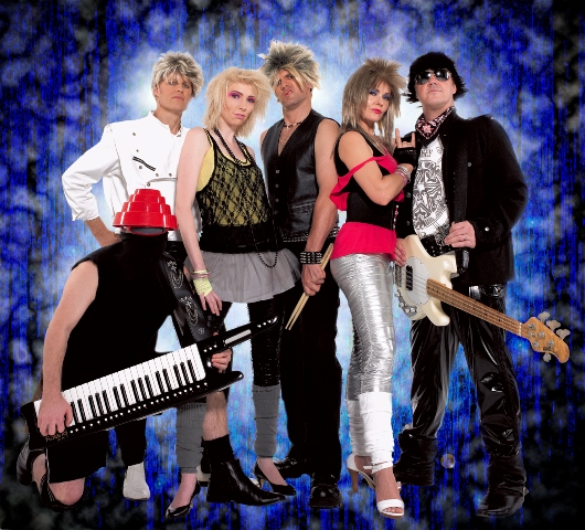 The Electric 80s Show Brisbane Coverband & Tribute Show