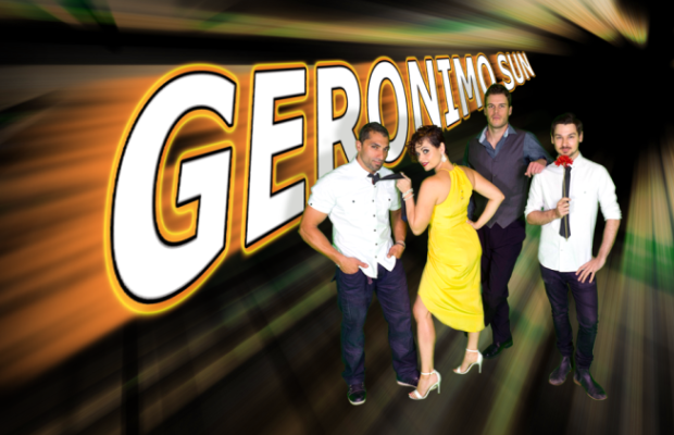 Geronimo Sun – Sydney Based Wedding and Corporate Cover Band