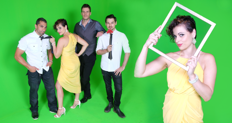 Geronimo Sun - Sydney Based Wedding and Corporate Cover Band