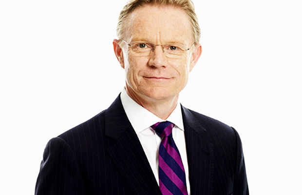Hugh Riminton – Entertainment Bureau