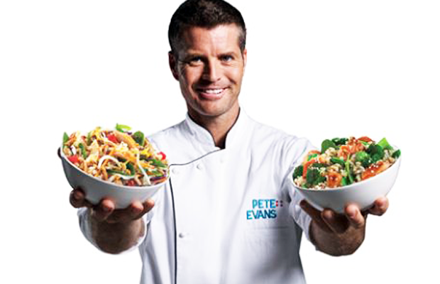 Pete Evans – Entertainment Bureau
