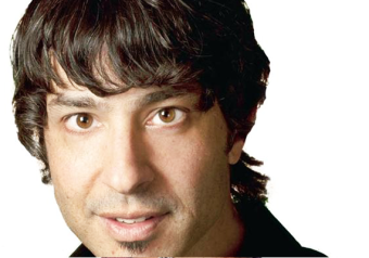 Arj Barker - Entertainment Bureau
