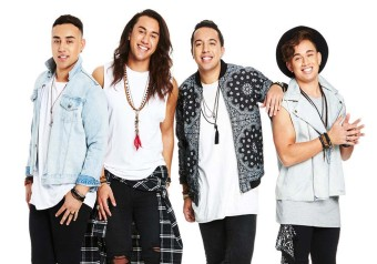 The Fisher Boys - Entertainment Bureau - Book Finalists and Contestants from X Factor 2015