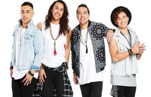 The Fisher Boys – Entertainment Bureau – Book Finalists and Contestants from X Factor 2015