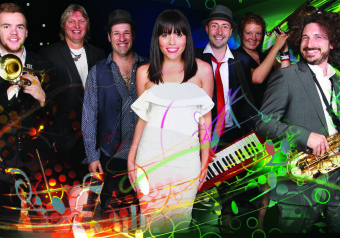 he Big Band Theory - Entertainment Bureau - Adelaide Wedding & Corporate Cover band
