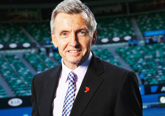 Bruce McAvaney - Entertainment Bureau - Book Sports Stars and Tv Personalities