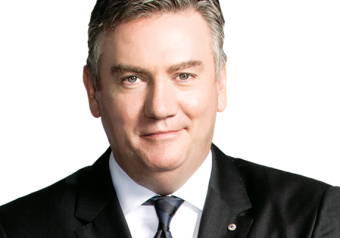 Eddie McGuire - Entertainment Bureau - Book Sports Stars and Tv Personalities
