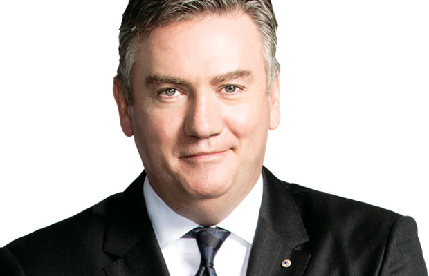 Eddie McGuire – Entertainment Bureau – Book Sports Stars and Tv Personalities