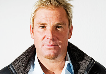 Shane Warne - Entertainment Bureau - Book Sports Stars and Tv Personalities