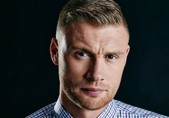 Freddie Flintoff - Entertainment Bureau - Book Sports Stars and Tv Personalities