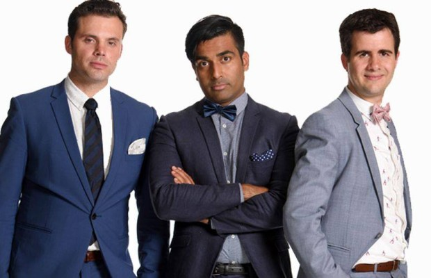 Gentlemen Of Deceit – Entertainment Bureau – Book and Contact Australias Got Talent Finalists