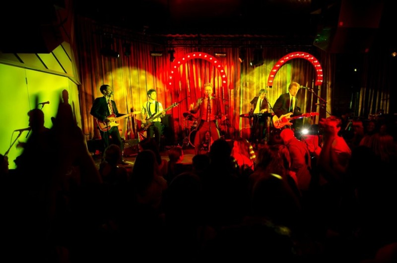 Furnace and the Fundamentals - Entertainment Bureau - Sydney corporate cover band