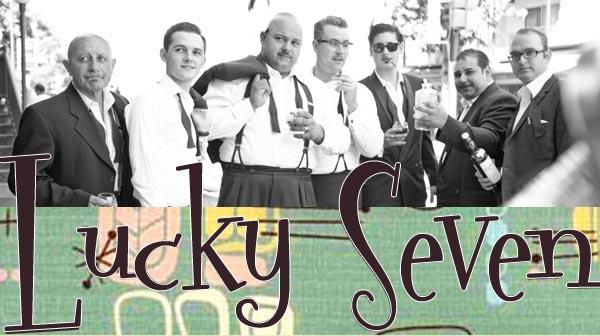 Lucky Seven Adelaide Swing Band