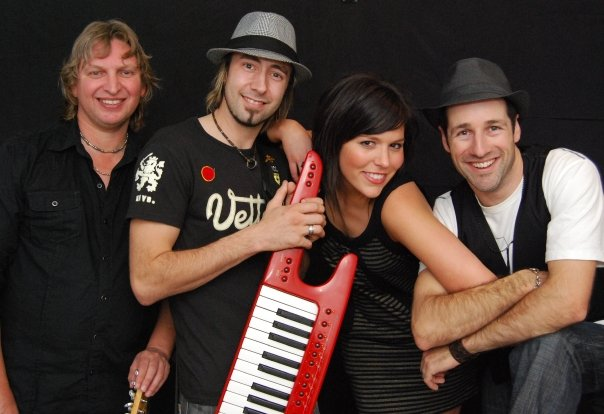 Mr Buzzy & The Big Band Theory - Entertainment Bureau - Book and Contact Adelaide Based Wedding and Corporate Cover Bands