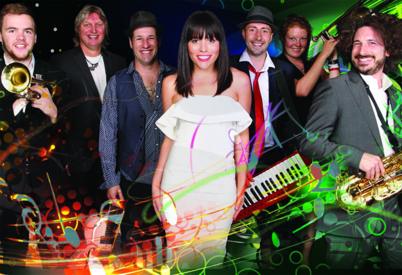 Mr Buzzy and the Big Band Theory - Entertainment Bureau - Adelaide Wedding & Corporate Cover band