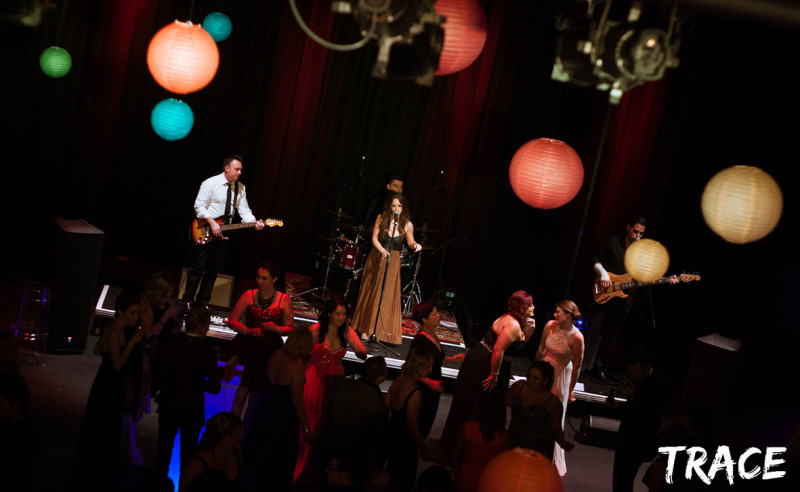 Trace Brisbane Wedding & Corporate Cover Band