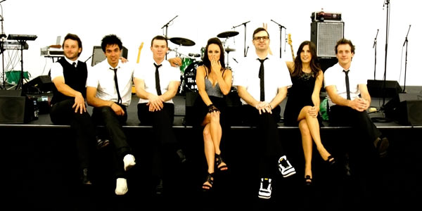 The Attack Adelaide Wedding & Corporate Cover Band