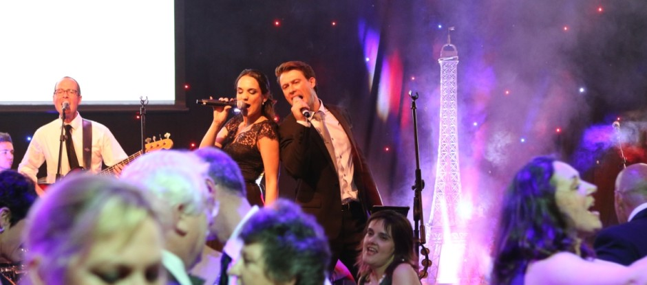 Lets Groove Tonight - Entertainment Bureau - Wedding and Corporate Dance Bands.