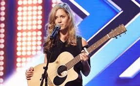 Reigan Derry X Factor